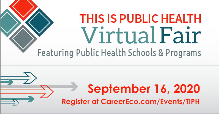 This is Public Health Virtual Fair